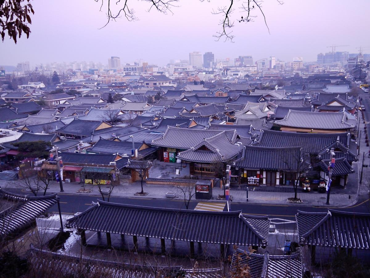 Jeonju - South Korea's Foodie Destination