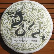 Mandala Year of the Dragon Ripe Pu'er -2012 from Mandala Tea