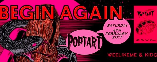 Poptart // Begin Again