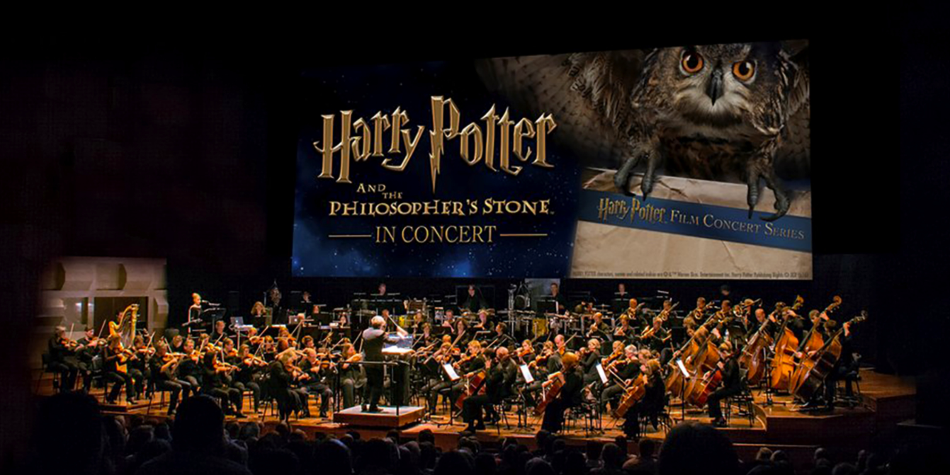 An orchestra will perform the Harry Potter and the Philosopher's Stone score live in Singapore