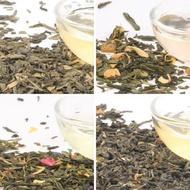 Mandarin's Gift Green Tea Sampler from Jenier World of Teas