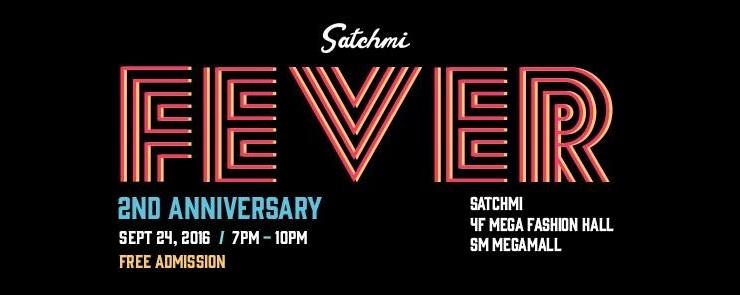 Satchmi 2nd Anniversary