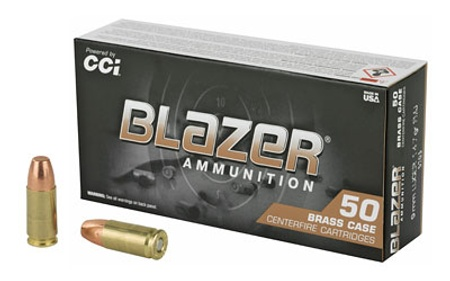 CCI Brass Ammo