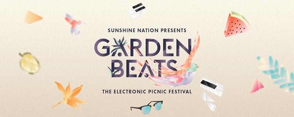 GARDEN BEATS Festival 2016 (by SUNSHINE NATION)