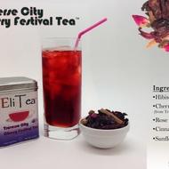 Traverse City Cherry Festival Tea from Eli Tea