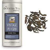 Vintage Pu-erh from Octavia Tea