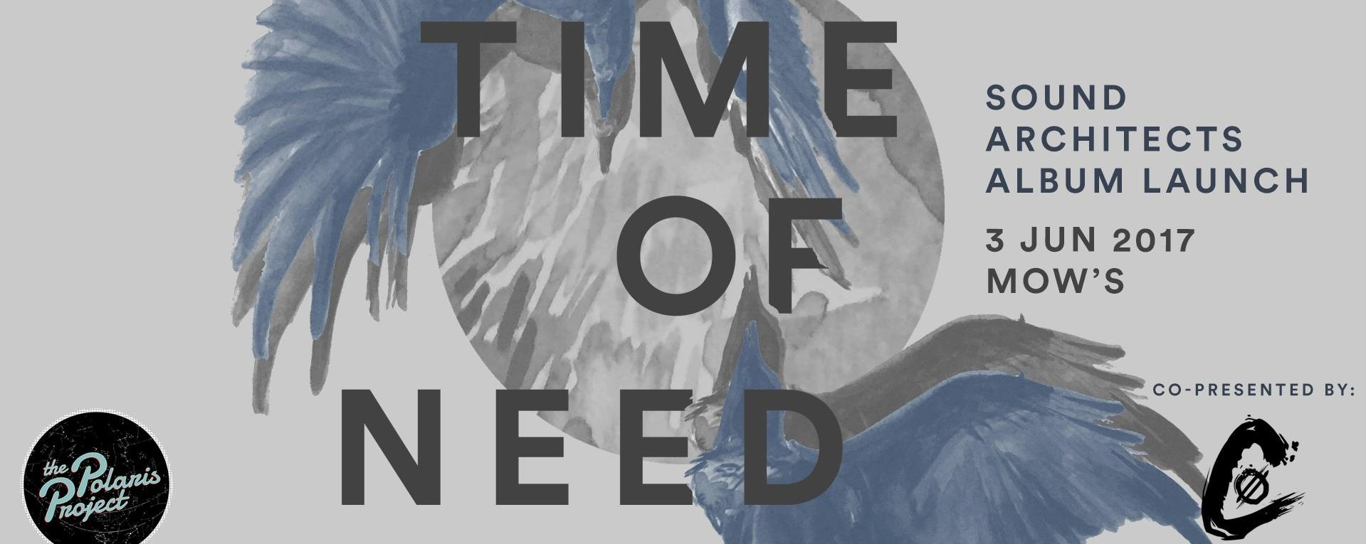 In Time Of Need: Sound Architects Album Launch
