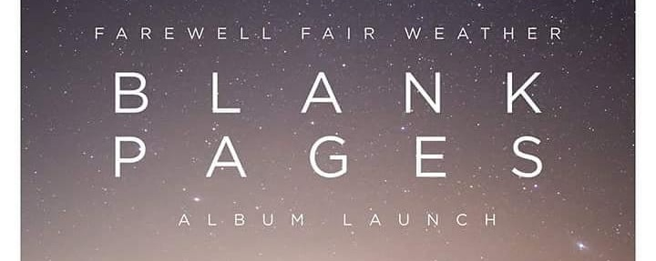 Blank Pages Album Launch