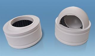 Jefa rudder bearings
