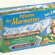 Infusion des Marmottes from Les 2 Marmottes