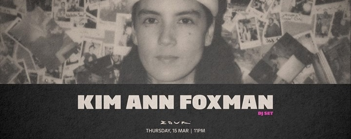 Kim Ann Foxman presented by Collective Minds