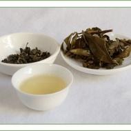 Alishan High Mountain Oolong from The Tea Affair