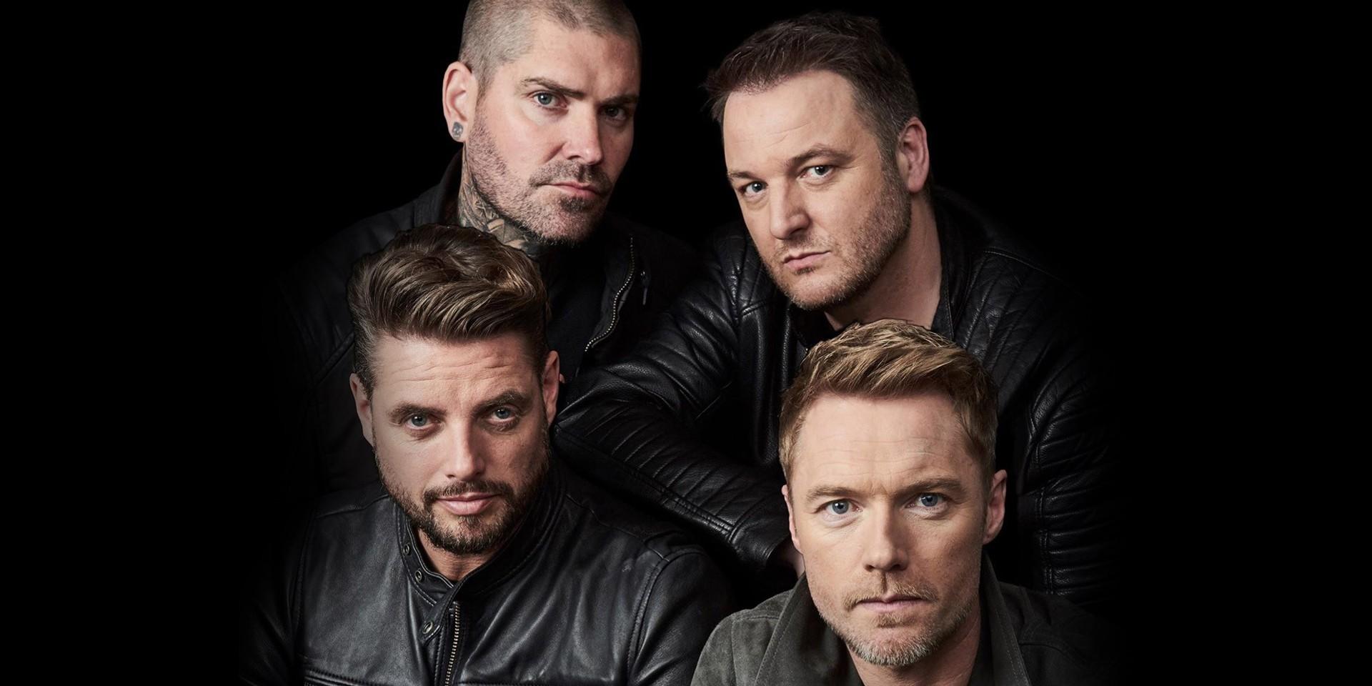 Boyzone to bring 25th Anniversary Tour to Manila