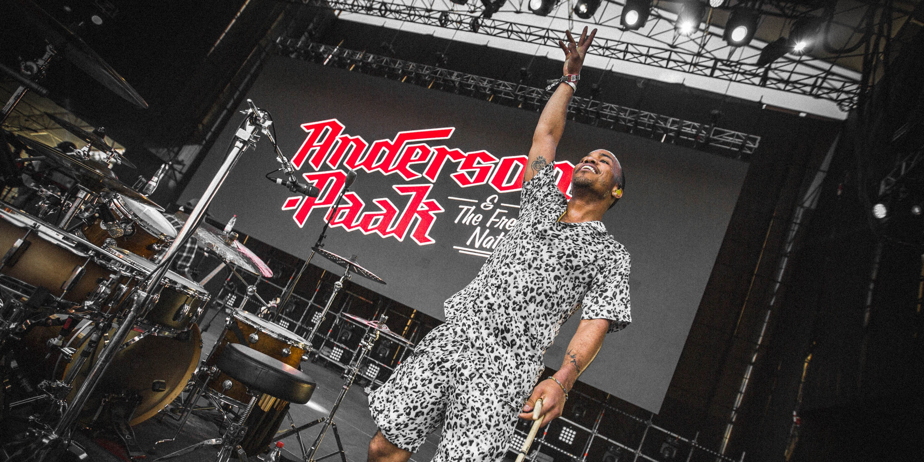 Anderson .Paak and the Free Nationals to perform in Kuala Lumpur