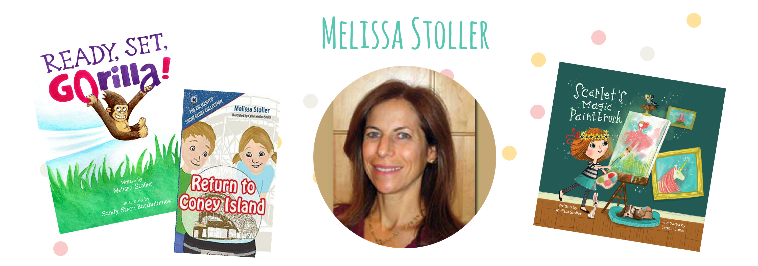 Melissa Stoller for Children's Book Academy