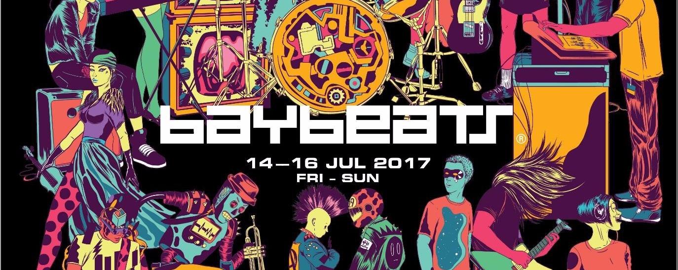 Baybeats Festival 2017