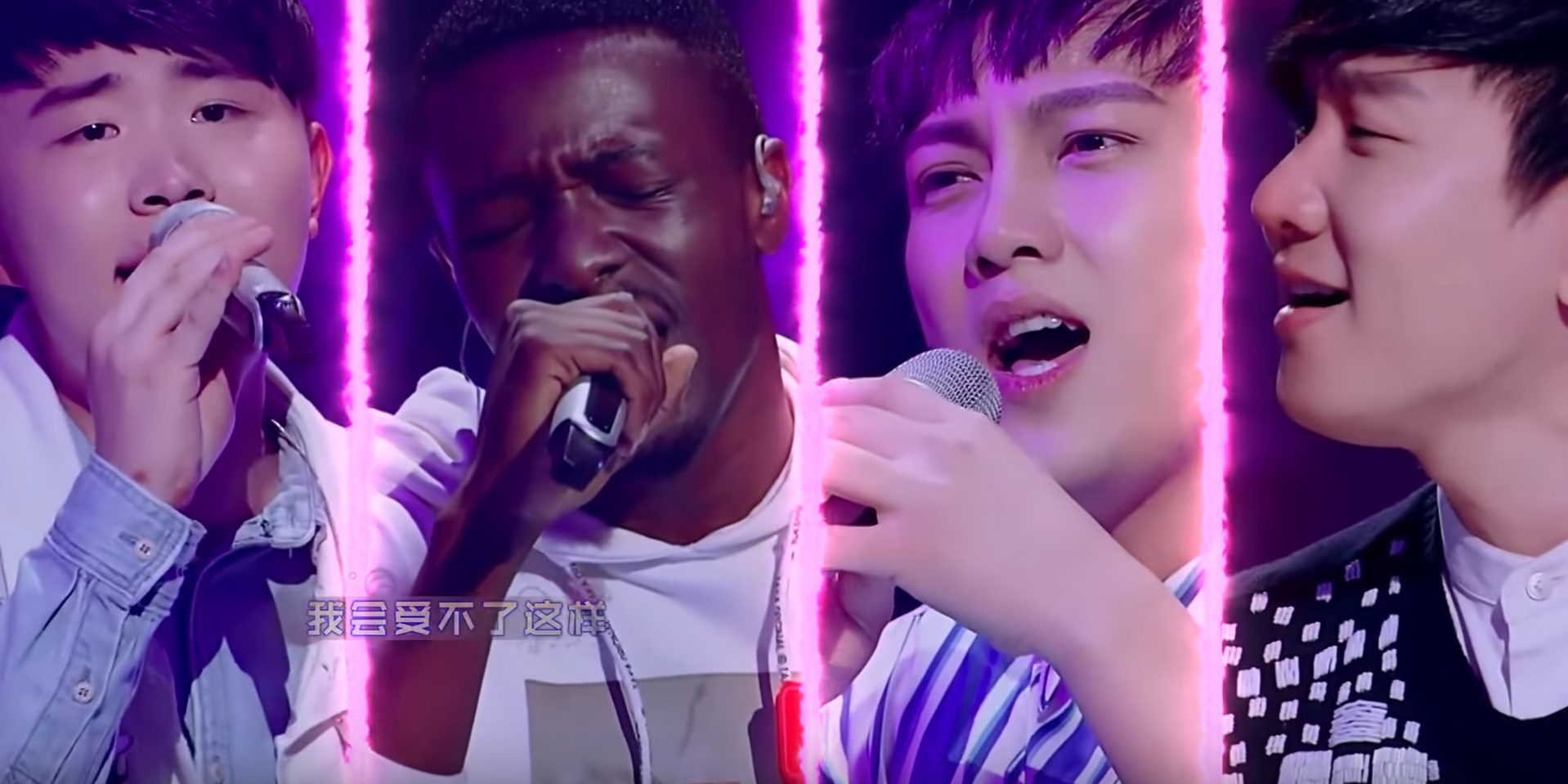 JJ Lin's best performances and moments from Chinese singing competitions
