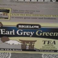 Earl Grey Green from Bigelow