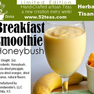 Breakfast Smoothie Honeybush from 52teas