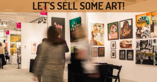 Let's sell some art