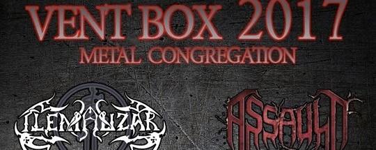 Vent Box 2017 Metal Congregation