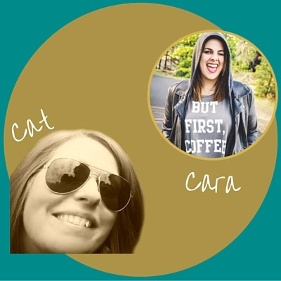 Cat Paterson & Cara Chace