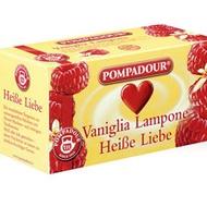Vaniglia lampone (Heiße Liebe) from Pompadour