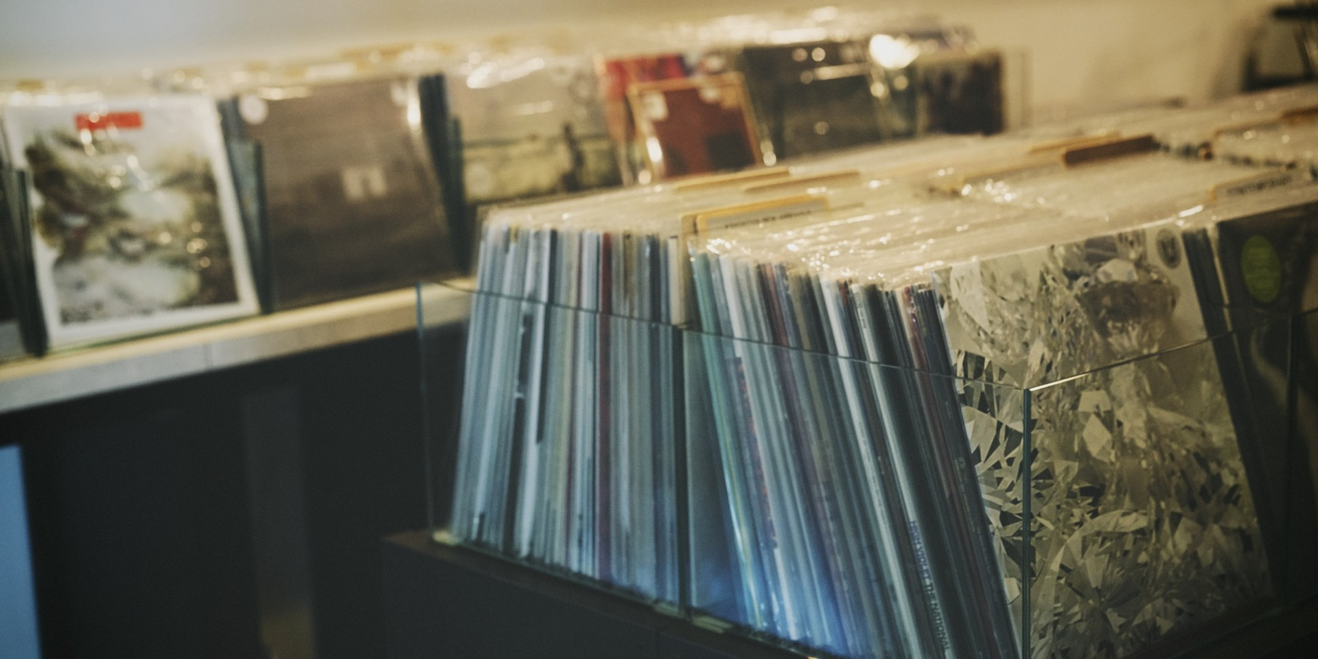 The Analog Vault makes it easier to get vinyl records to you