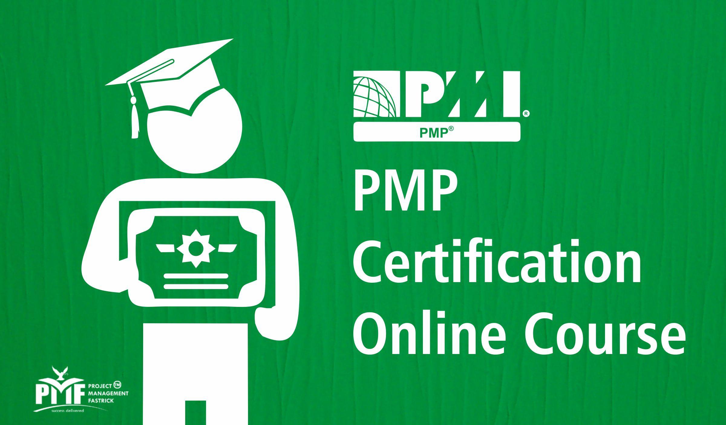 Pmp Certification Course Pmf Edu Project Management School