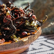 Laoshan Black Chocolate Genmaicha from Verdant Tea