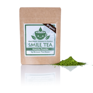 Organic First Flush Matcha (Ceremonial Grade) from Smile Tea