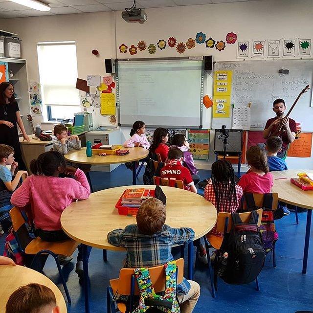 Dabbledoo Music In the Classroom