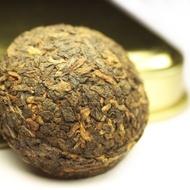 Rice Pu-Er Tuo Cha (Shou) from Tao Tea Leaf