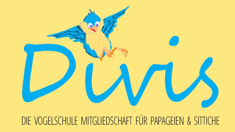 Divis-Mitgliedschaft für Papageien & Sittiche