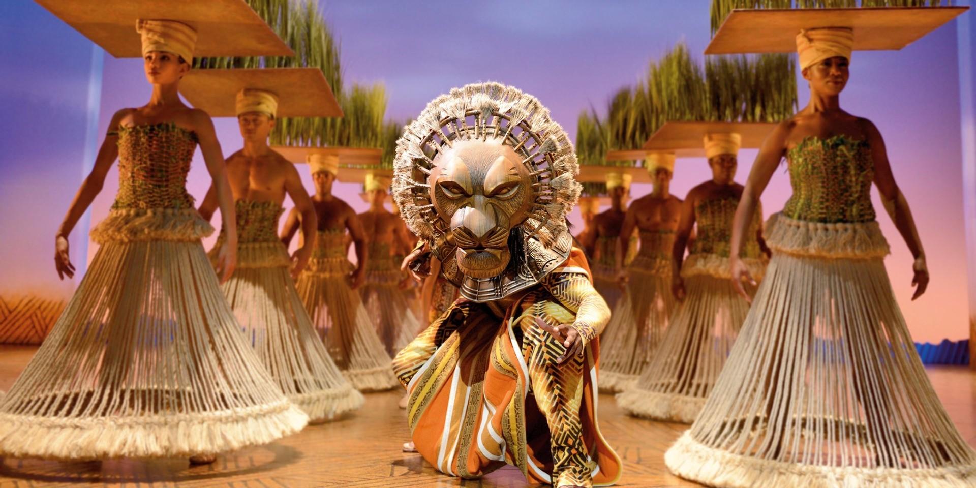Disney's The Lion King debuts in Manila