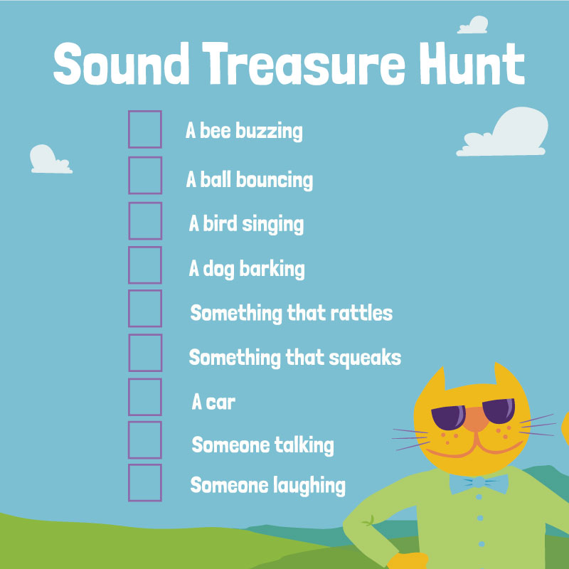 DabbledooMusic | Create a Sound Treasure Hunt at Home