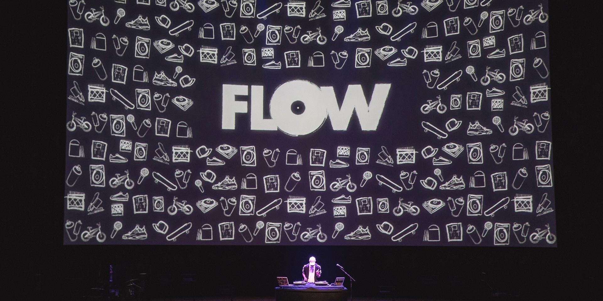 DJ KoFlow brought street culture into Esplanade Concert Hall