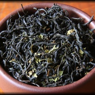 Mint Chocolate Chip Black Tea from Whispering Pines Tea Company
