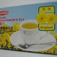 Instant Chrysanthemum Tea from Goldwily