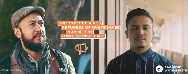 SWF POP #10: Refugees of White Noise