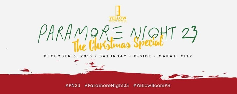 Paramore Night 23: The Christmas Special