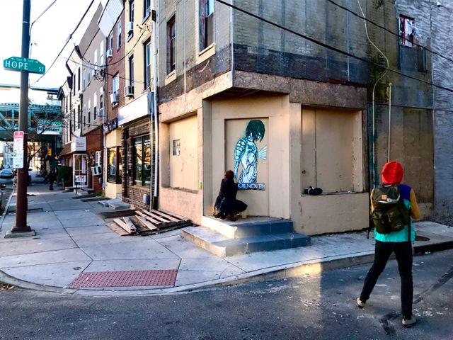 image: Hope Street, Philadelphia. Photo: Riley