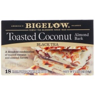 Toasted Coconut Almond Bark from Bigelow
