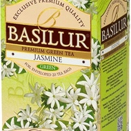 """Bouquet"" Green Jasmine Tea from Basilur"