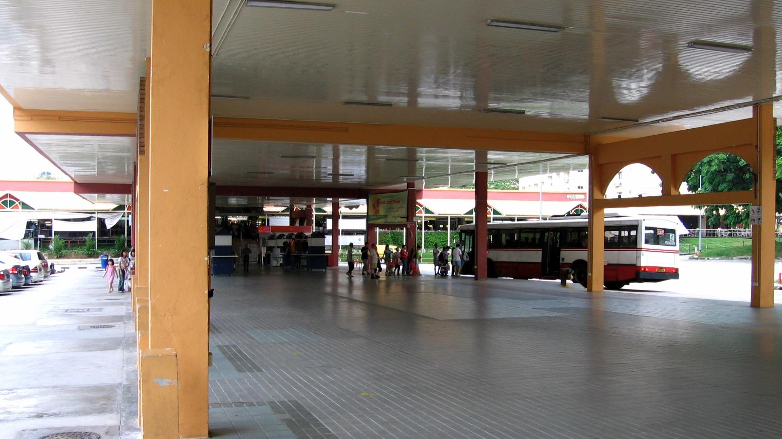 Kovan Hub Bus Terminal
