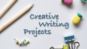 Creative Writing Projects Logo