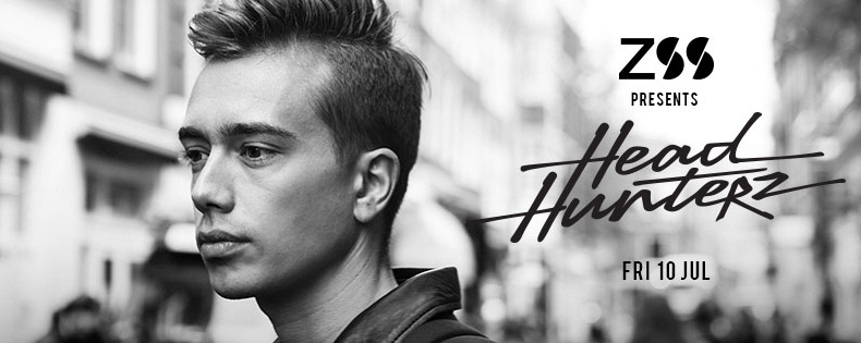 ZSS PRESENTS HEADHUNTERZ
