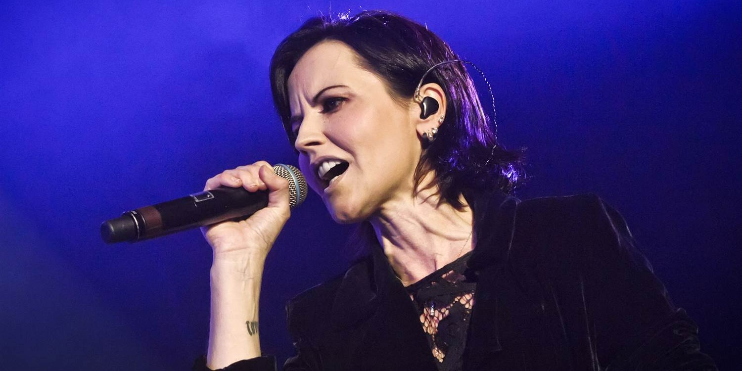 Dolores O'Riordan, frontwoman of The Cranberries, has passed away