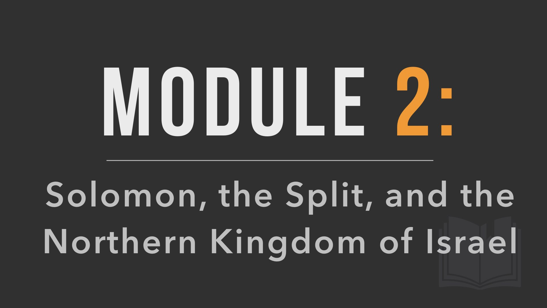 Module 2 Poster Image