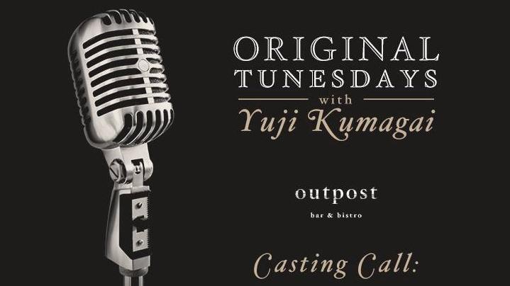 Original Tunesdays with Yuji Kumagai
